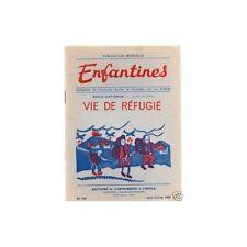 1951 ENFANTINES publication mensuelle pour enfant N°164