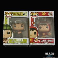 Funko Pop! El Chavo Del Ocho El Chapulin Colorado IN STOCK Pop 751 752