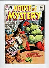 Dc Comics House Of Mystery #111 June 1961 vintage comic