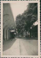 Indochine, Cochinchine, Saigon. La rue Catinat devant le Majestic, 1950 Vintage