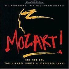 MOZART CD MUSICAL 24 TRACKS NEU