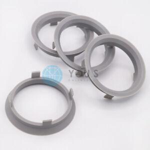 4 x ZENTRIERRINGE DISTANZRINGE A601541 60,1 54,1 zB für Citroen Kia AEZ Dezent