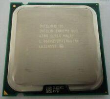 Procesador CPU Intel Core 2 Dúo E6300 1.86GHZ SL9SA Enchufe 775