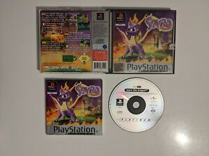 Spyro The Dragon - Playstation 1 PS1 - Sony VF Complet
