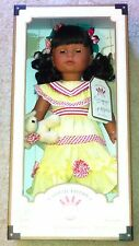 Pottery Barn Kids Gotz Limited Edition Carmen Doll - No Longer Sold