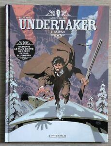 bd Undertaker T6 - Dédicace Meyer - EO - Très Bon État