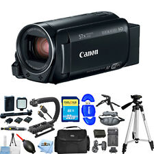 Canon VIXIA HF R80 3.28MP Full HD Camcorder!! USA MODEL PRO BUNDLE BRAND NEW!!
