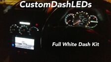 COOL WHITE Full Dash Kit LEXUS Is200 Is300 Altezza Led Bulbs Lights JDM Drift