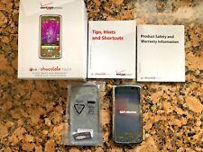 LG Chocolate Touch VX8575 - Black (Verizon) Cellular Phone
