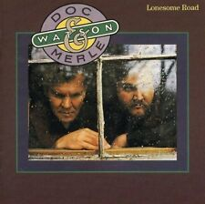 Doc & Merle Watson - Lonesome Road (1998)  CD  NEW/SEALED  SPEEDYPOST