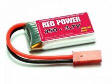 LiPo Akku RED POWER SLP 350 - 3,7V! Ideal für div. Kleinstmodell + Hallenflieger