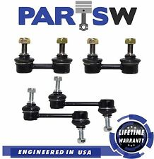 4 Pc New Suspension Kit for Prizm Celica Corolla Front & Rear Sway Bar End Links