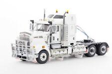 Kenworth T909 Prime Mover Truck - White/Black - Drake 1:50 Model #Z01472 New!