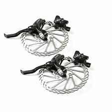 Clarks Clout1 MTB Hybrid Hydraulic Disc Brake Set Front & Rear 180MM/160MM