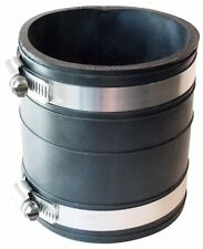 Fernco P1060-33 3-Inch by 3-Inch Rubber Flexible Socket Coupling Repair Fitting