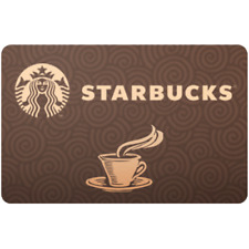 Starbucks Gift Card $20 Value, Only $17.60! Free Shipping!