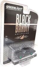 GREENLIGHT BLACK BANDIT 1971 CHEVROLET CHEVELLE SS 454 1/64 CHASE GREEN MACHINE