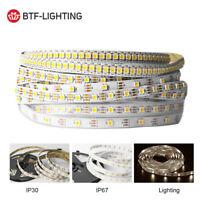 1M/5M LED Light Strip SK6812 30/60/144leds/M DC 5V Flexible Ribbon Tape Lamp WH