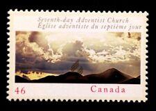 Canada #1858 MNH, Seventh-Day Adventist Church Stamp 2000