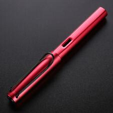 HOT Aluminum Alloy WING SUNG 6359 Fountain Pen Extra Fine Nib 0.38mm 7Colors