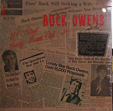 Buck Owens - 41st Street Lonely Hearts' Club (Capitol 11390) (sealed) wife hunt
