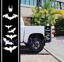 Batman Superhero Universal  Bed Stripe Truck Decals Sticker Vynil Car Ford Dodge