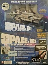 More details for sixteen12 space 1999 mk ix hawk warship ' wargames ' new model + stand 1 of 1500