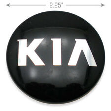 1- Kia Cadenza Forte Niro Optima Rio Sedona Soul 3W200 Wheel Center Caps Hubcaps