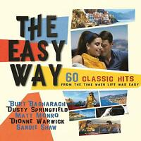 The Easy Way - Burt Bacharach Cilla Black [CD] Sent Sameday*
