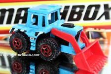 2014 Matchbox Construction Zone Tractor Shovel