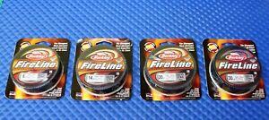 Berkley FireLine Smoke 300 YDS BFL30-42 CHOOSE YOUR LINE WEIGHT!