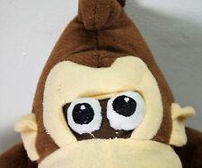 Official Nintendo Donkey Kong Monkey Plush Soft Toy Super Mario Teddy