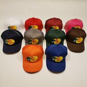Bass Pro Shops Hat Outdoor Fishing Baseball Trucker Mesh Cap Adjustable SnapBack