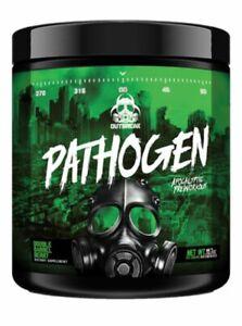 Outbreak Nutrition PATHOGEN Extreme Pre-Workout Nitric Oxide Pumps, 30 Servings