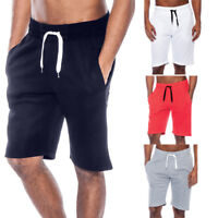 Mens Loose Jogger Shorts Sports Running Summer Casual Gym Sweat Pants Trousers