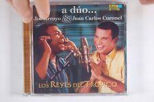 JOE ARROYO & JUAN CARLOS CORONEL A Duo Los Reyes del Tropico LATIN CD Fuentes