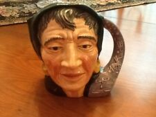 "Royal Doulton Character Jug ""The Fortune Teller""  D6497 - Style One Toby Jug"