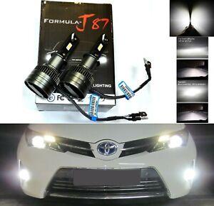 LED Kit G8 100W H3C 64146BC 5000K White Two Bulbs Fog Light Replacement Upgrade