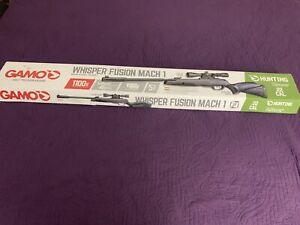 Gamo Whisper Fusion Mach 1 .22 Caliber Break Barrel Air Rifle with 3-9x40 Scope