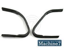 Classic VW Beetle 1/4 Vent Window Seals Door Quarter Light Main Bug 65-79 Pair
