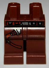 LeGo Star Wars Reddish Brown Legs w/ Gun Belt Han Solo NEW