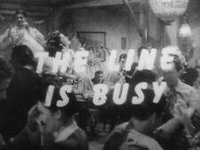 RARE World War II  16mm FILM WAR BONDS  MOVIE  6th War Loan