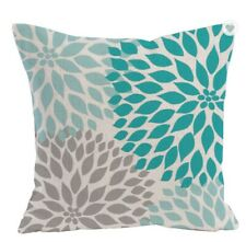 Brand New- Gorgeous Floral Pattern Cushion Cover - Selling quick!