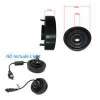 80mm Rubber Housing Seal Cap Dust Cover Waterproof For LED Headlight Retrofit 2x