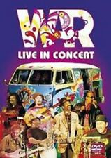 War - Live in Concert (DVD, 2010) NEW AND SEALED