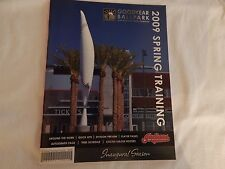 2009 Cleveland Indians Spring Training Guide! NEW! ONLY COPY ON eBAY!