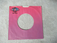 sleeve only TMI  45 record company sleeve only 45