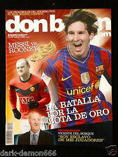 DON BALON 1796 MESSI BARÇA BARCELONA-MANCHESTER UNITED-ARSENAL-POSTER GUARDIOLA