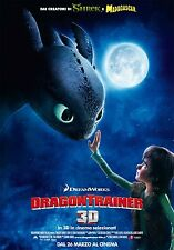 POSTER HOW TO TRAIN YOUR DRAGON TRAINER  #3