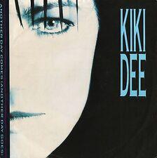 "KIKI DEE another day comes/won't make sense DB9122 uk columbia 1986 7"" PS EX/VG+"
